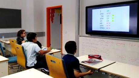 Beykent Okyanus Koleji 5.Sınıf İngilizce Oryantasyon Haftası