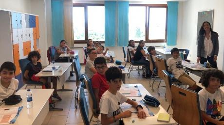 """Okyanus İncek Kampüsü Ortaokul 5. Sınıflar """"English Orientation"""" Programına Başladı"""