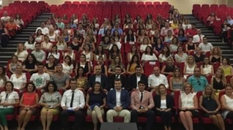 Okyanus Kolejleri İzmir Kampüsleri Dev Kadrosu ile 2017 - 2018 Eğitim Öğretim Yılı Çalışmalarına Başladı.