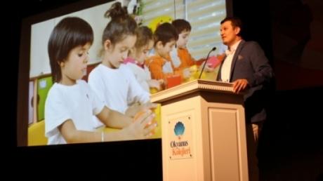 Okyanus Kolejleri İzmir Kampüsleri Dev Kadrosu ile 2017 - 2018 Eğitim Öğretim Yılı Çalışmalarına Başladı