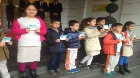 27 Kasım - 1 Aralık Ataşehir Okyanus Koleji Star Student Öğrencileri