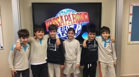 4.Sınıf Öğrencileri 'Passaparola' Yarışması Sınıf İçi Etkinliğinde