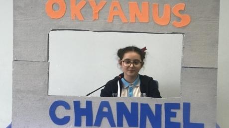 5.Sınıflarla Okyanus Channel Etkinliği