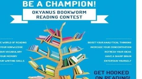 """5. ve 6. Sınıflarımız İçin Ödüllü """"Okyanus Kitap Kurdu Yarışması"""" Başlamıştır!"""