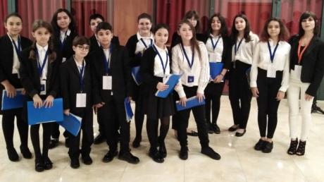 6. O'MUN Antalya Konferansı Gerçekleştirildi