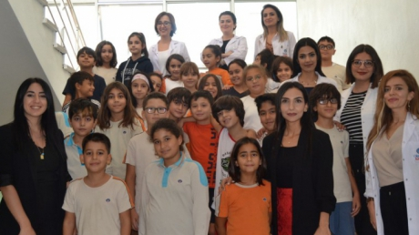 Adana Okyanus Koleji 4.Sınıf Öğrencilerinin P-WİSE Uyum Programı