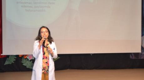 Adana Okyanus Kolejinde Kişisel Gelişim Derslerimiz Devam Ediyor!