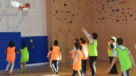 Sınıflar Arası Basketbol Müsabakaları Başladı