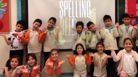 2. Sınıflar Spelling Bee Etkinliği