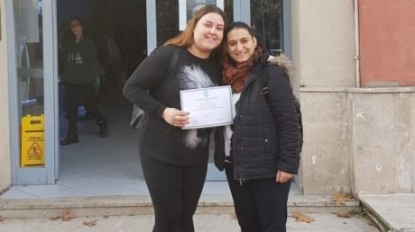 Ataşehir Okyanus Koleji Felsefe Olimpiyatlarında