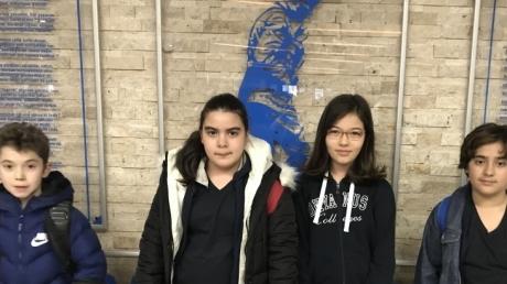 Ataşehir Okyanus Ortaokulu Myon Bookworms