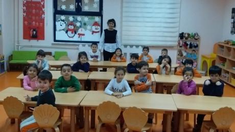 Avcılar Gezegenler Grubu Öğrencileri Aile Katılım Etkinliğinde