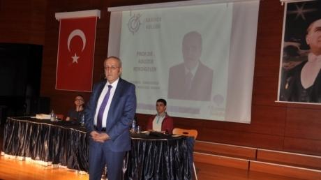 Avcılar Okyanus Koleji Hukuk Kariyer Kulübü İstanbul Üniversitesi Hukuk Fakültesi Dekanı  Prof Abuzer Kendigelen Hocamız İle Hukuka Dair Her Şeyi Söyleşti