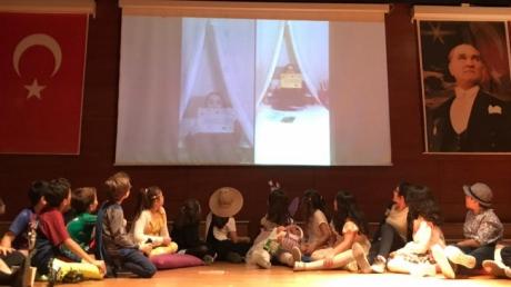 Avcılar Okyanus College 5th Graders Language Day