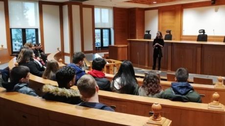 Avcılar Okyanus Koleji  Hukuk Kariyer Kulübü  Koç Üniversitesi Hukuk  Fakültesinde