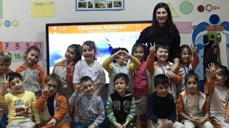 Avcılar Yıldızlar Sınıfı Öğrencileri Aile Katılımı Etkinliğinde