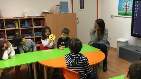 Bahçelievler Okul Öncesi Güneş Grubu Sosyal Beceri Eğitiminde