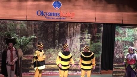 Bahçelievler Okyanus Koleji Okul Öncesi Öğrencileri Tiyatroda