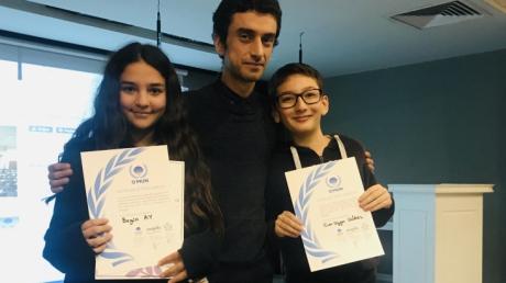 Bahçelievler Okyanus Koleji Ortaokul Kademesi 6. MUN Tanıtım Toplantısı
