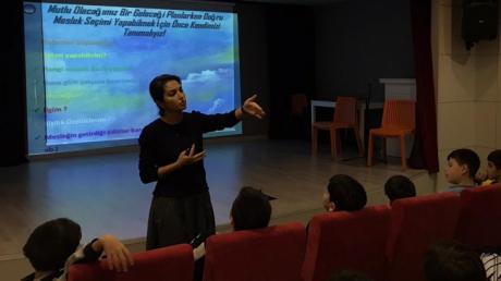 Bahçelievler Okyanus Koleji Ortaokul Kademesi Kasım Ayı Kişisel Gelişim Dersi