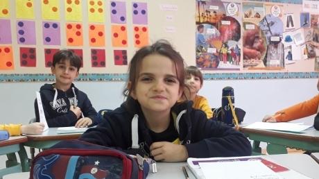 Bahçeşehir Okyanus Koleji Üstün Zekalılar ve Yetenekliler İlkokulu 2-D Sınıfı Öğrencileri Sosyal Duygusal Gelişim Dersinde
