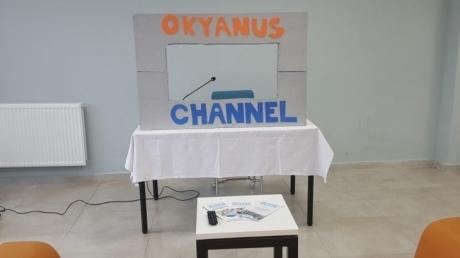 Bayrampaşa Okyanus Koleji Ortaokulu 5. Sınıf Öğrencilerimiz Okyanus  Channel Etkinliğini 30 Kasım Cuma  günü gerçekleştirdi.