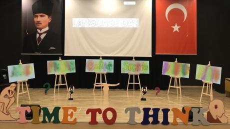 Bayrampaşa Okyanus Koleji Ortaokulu 6. Sınıf Öğrencileri Language Day (Dil Günü) Etkinliği