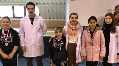 Beykent Okyanus Koleji Kasım Ayı Ortaokul İngilizce Ayın Yıldızları,Yazı Köşesi ve Myon Kazananları Seçildi.