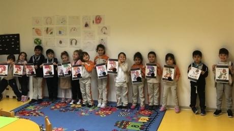 Beykent Okyanus Koleji Okul Öncesi Gökkuşağı  Grubu Öğrencileri Dünya Engelliler Günü etkinliklerini gerçekleştirdiler.