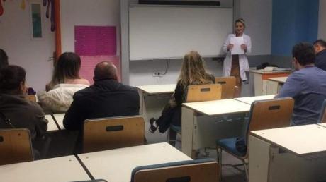 Beykent Okyanus Koleji Ortaokul Kademesi Veli Toplantısı