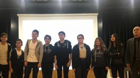 Beykent Okyanus Koleji True & False Show gerçekleştirdi