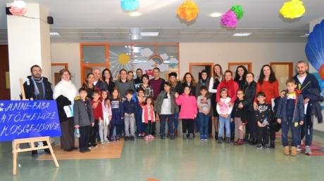 Beylikdüzü Kampüsü İlkokul Kademesinde Anne-Baba-Çocuk Atölyesi Etkinliği Gerçekleştirildi