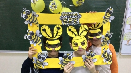 2. Sınıf öğrencilerimiz İngilizce Derslerinde Spelling Bee Adlı Yarışmayı Oynamanın Heyecanını Yaşadılar