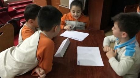3. Sınıf Öğrencilerimiz BBC WORD MASTER Adlı Yarışmayı Tamamladılar