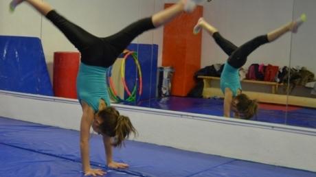 Jimnastik Etkinliği!