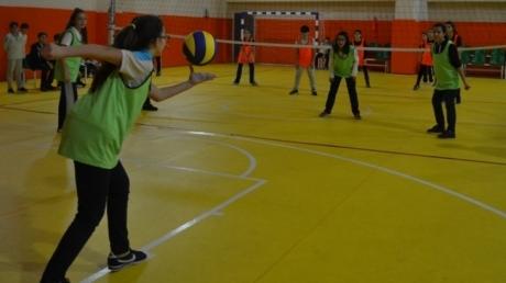 Çekmeköy Okyanus Koleji Sınıflar Arası Voleybol Turnuvası