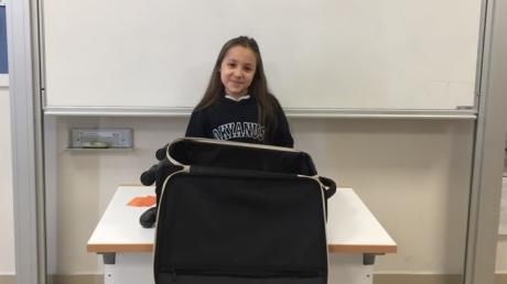 Eryaman Okyanus Koleji İlkokul Kademesi 4. Sınıf Öğrencileri Life Skills Dersinde