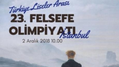 Fatih Okyanus Koleji 23. Türkiye Felsefe Olimpiyatındaydı