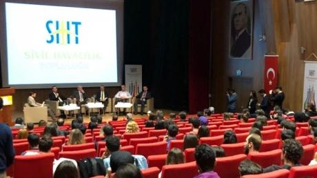 Fatih Okyanus Koleji Havacılık Kariyer Kulubü Öğrencileri 3.Havacılık Zirvesi Etkinliğinde