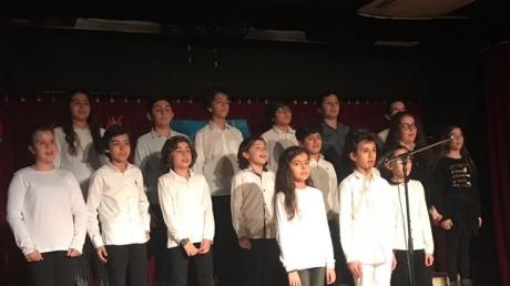 Fatih Okyanus Koleji'nde Mevlid-i Nebi Mevlana Celaleddin Rumi'yi Anma Gecesi