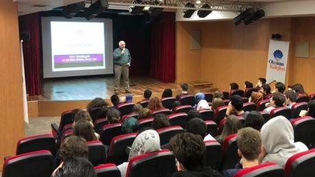 Fatih Okyanus Koleji Öğrencilerine Test Teknikleri Semineri Düzenlendi