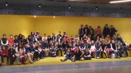 Fatih Okyanus Ortaokulu 'FARK ET' Farkındalık Projesini Gerçekleştirdi.