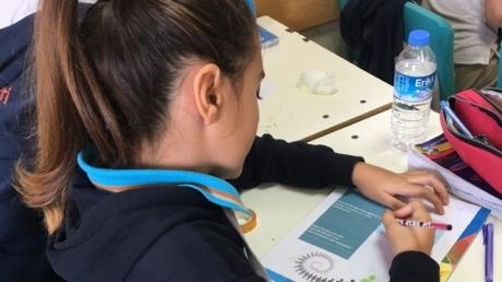 Fatih Okyanus Ortaokulunda Kişisel Gelişim Dersleri Başladı.