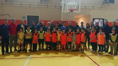 Futbol Kış Spor Okulları Çekmeköy-Sancaktepe Dostluk Maçı…