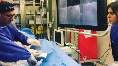 Güneşli Okyanus Koleji Sağlık ve Tıp Kariyer Kulübü Öğrencileri Ameliyatta!
