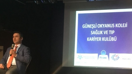 Sağlık ve Tıp Kariyer Kulübü, Prof. Dr. İrfan Barutçu ile Söyleşide