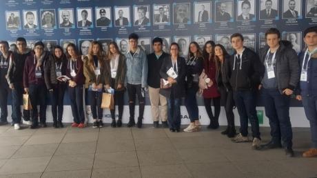 Anadolu Lisesi Öğrencileri İnovasyon Fuarında