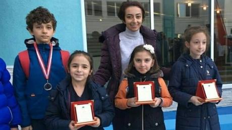 İlkokul Kademesi ''Kasım Ayı'' Örnek Öğrencilerini Seçti