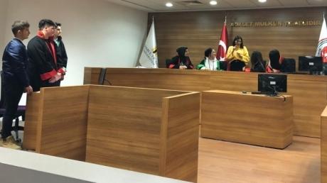 Hukuk Kariyer Kulübümüz İle İstanbul Ticaret Üniversitesindeyiz