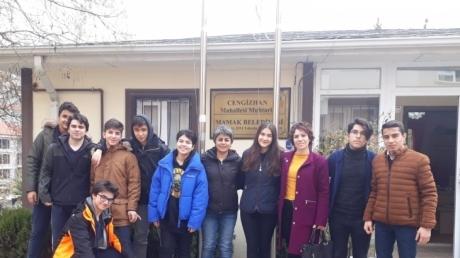 İncek Okyanus Koleji Sosyal Sorumluluk Projesi